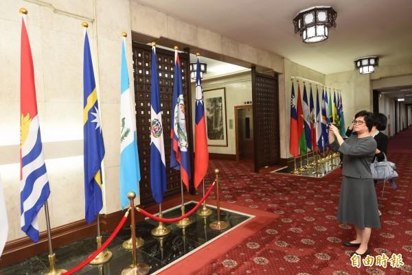 多明尼加與台灣斷交,美國務院表達關切。示意圖(資料照)