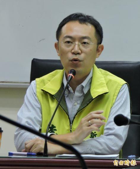 民進黨新北市議員李坤城。(資料照)