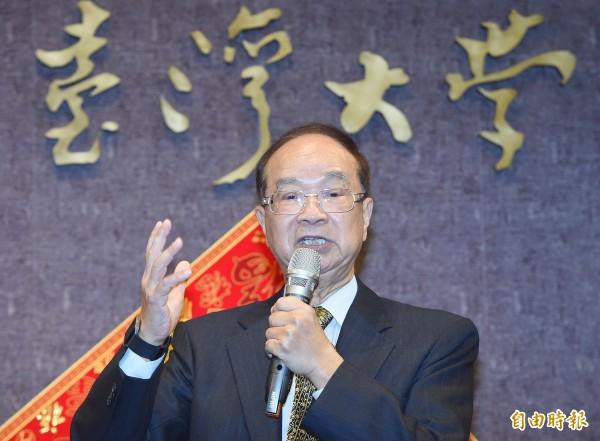 前校長陳維昭。(本報資料照)