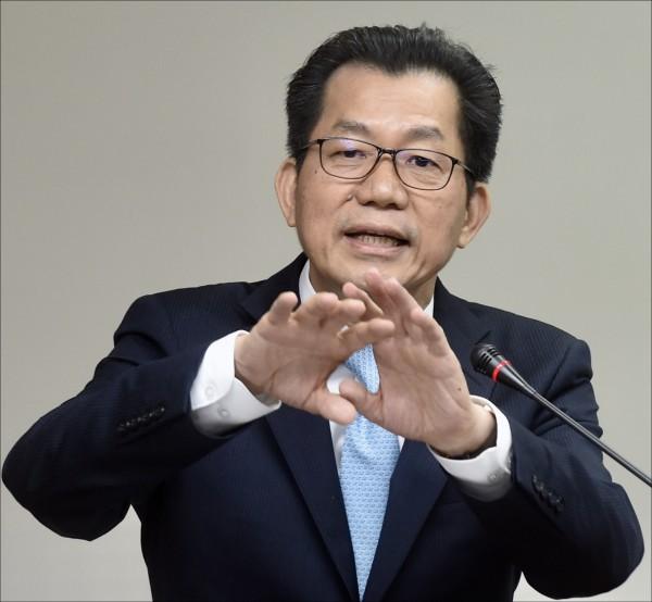 環保署長李應元表示,環資部不會是最大部。(資料照)