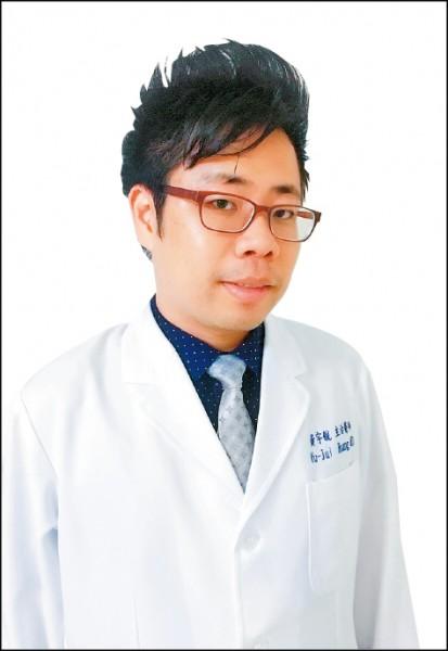 黃宇銳/精神科醫師。(圖片提供/臺北醫學大學)