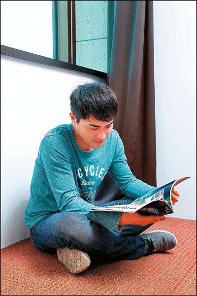 狀況一:面對聚會邀約雖然只想在家看書,但不妨偶爾訓練自己出席聚會。(記者陳宇睿/攝影)