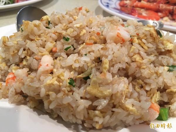 在韓國釜山開業的中國餐廳,疑似將客人吃剩的炒飯回收再利用。(資料照)