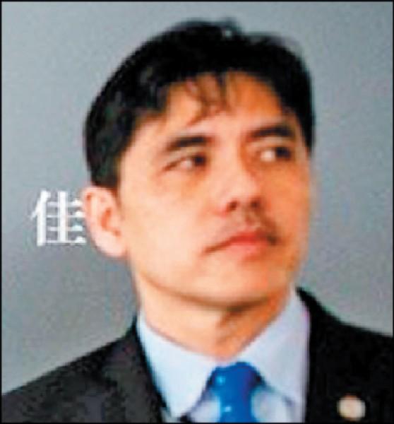 曾住在香港的美國中央情報局前華裔幹員李振成。(取自網路)