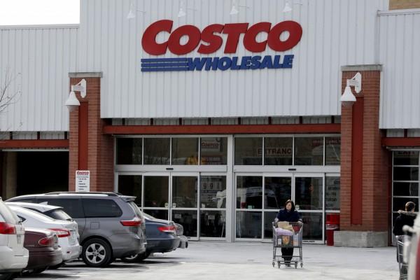 Costco即將在中國開店。圖為美國賓州一間Costco。(資料照,美聯社)