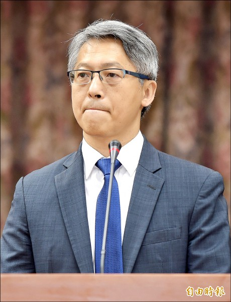 立法院教育及文化委員會昨邀中研院長廖俊智列席報告並備詢。(記者黃耀徵攝)