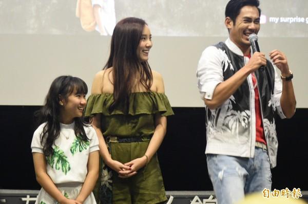 《天使曾經來過》,在馬來西亞上映首週就衝破百萬港幣票房。(記者張忠義攝)