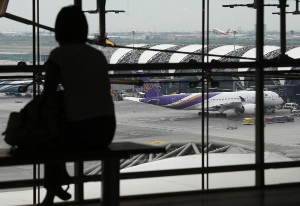中國貴婦在泰國曼谷機場(圖)被綁架遭勒贖千萬元。(美聯)