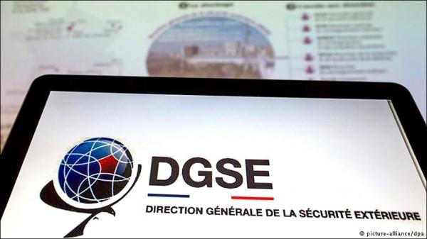 法國對外安全總局(DGSE)隸屬國防部,相當於美國中情局。(取自網路)