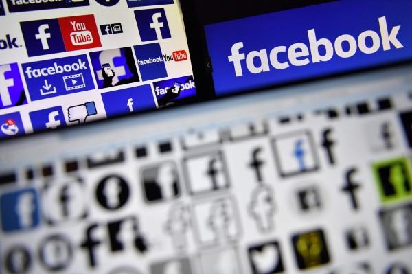 歐盟「個人資料保護法規」(GDPR)上路,臉書將面臨訴訟。(資料照,法新社)