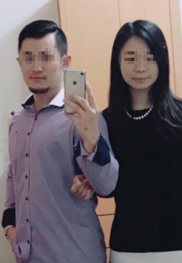 台大畢業的黃女,遭朱姓男友殺害分屍。(圖擷自「爆料公社」臉書社團)