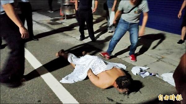 法務部長邱太三29日表達槍決不能完全解決問題後,桃園又發生范男殺害阿姨的弒親案。(記者鄭淑婷攝)