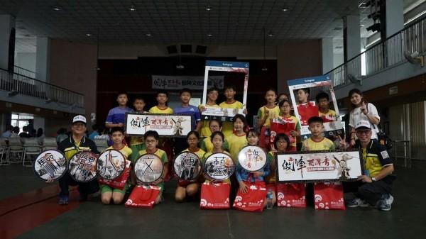 台南大學舉辦「做陣‧西港香」文化體驗今天登場。(記者洪瑞琴翻攝)