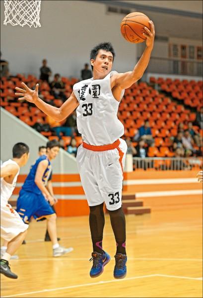 洪康喬曾效力職籃,因傷已離開球隊。(資料照)