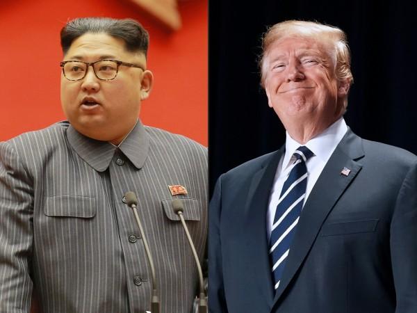 人權觀察組織推測,川普和金正恩在會談上不會談及北韓人權問題。(法新社)