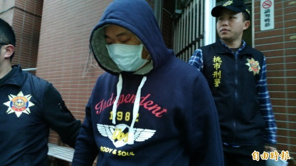 桃園5歲女童疑遭虐打死亡,女童36歲父親被收押至今。(資料照,記者鄭淑婷攝)