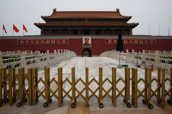 29年前的今天,中國軍隊在北京天安門鎮壓學運屠殺平民,迄今仍未公布真相。(彭博)