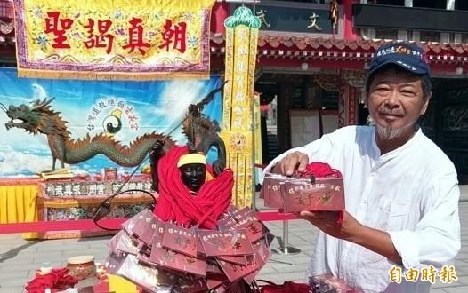 民俗專家廖大乙拜訪過朱秀華,他認為借屍還魂千真萬確。(資料照)