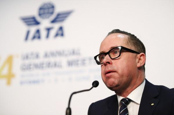 澳洲航空執行長喬伊斯(Alan Joyce)。(彭博資料照)