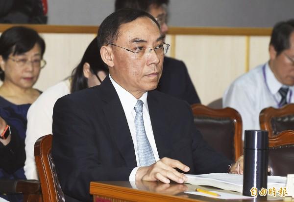 法務部研擬依據聯合國「禁止酷刑公約」精神,修訂「刑法」,調查局長蔡清祥表示:「這表示我們更加重視人權」。(記者陳志曲攝)