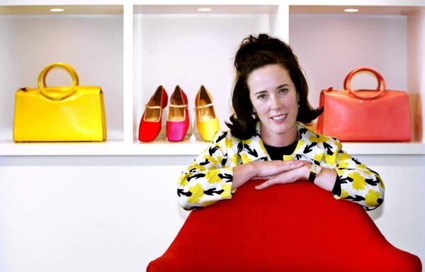 美國時尚品牌「凱特絲蓓紐約」(Kate Spade New York)創辦人凱特絲蓓(Kate Spade),驚傳在紐約曼哈頓家中上吊身亡,享年55歲。(美聯社資料照)