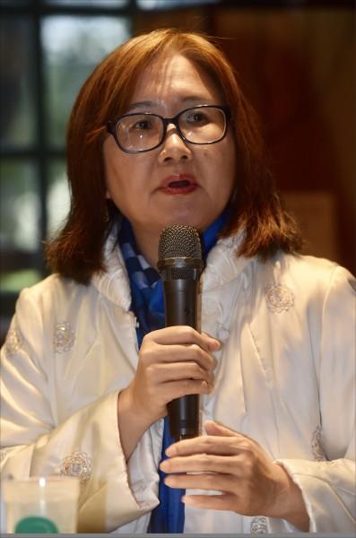 促轉會委員、台灣大學歷史系教授花亦芬表示,轉型正義要能落實及推動,教育是最重要一環。(資料照)