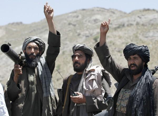 繼美軍2001年發動阿富汗戰爭以來,時隔17年,「塔利班」今日首次宣布,與阿富汗政府軍停火3天。(美聯社)