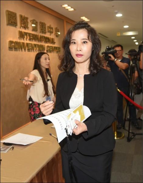 元利建設副總經理吳麗謹。(資料照)