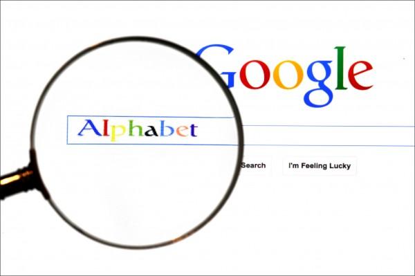 母公司為Alphabet的Google七日楬櫫應用人工智慧科技的原則,言明不會將其用於武器或對人類造成傷害的科技。(路透)