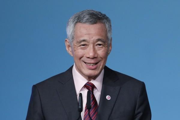新加坡總理李顯龍將分別會晤來訪的金正恩和川普。(歐新社)