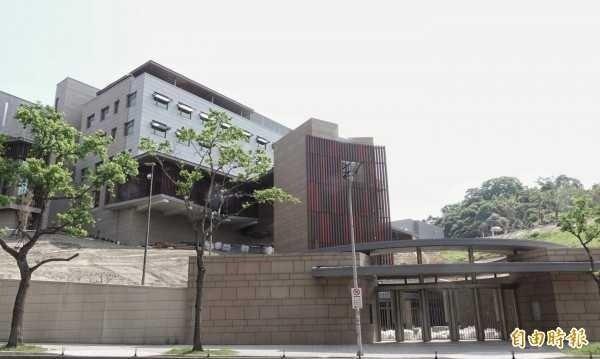 美方表示,AIT內湖新館落成象徵著台美關係的里程碑。(資料照)