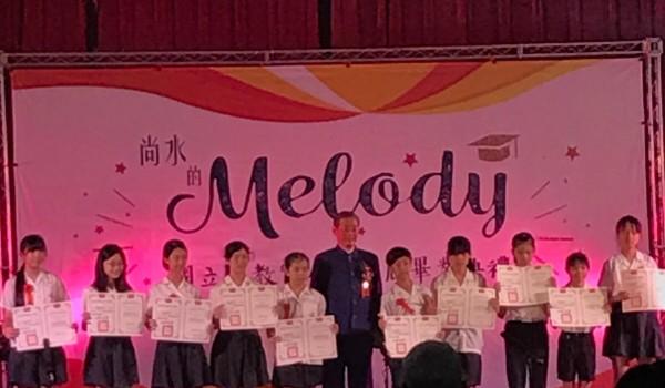 白狼上台頒獎一事引爆爭議,台北市長柯文哲表示「這就當做一個意外」,未來擬研議頒發指導原則。(Jessie Chen提供)