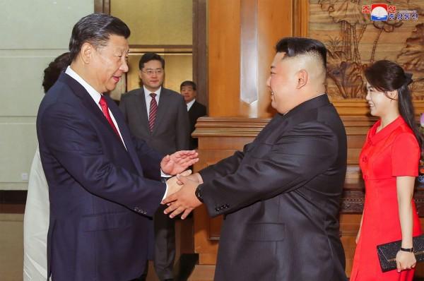 南韓統一部副部長千海成今(21)日指出,北韓問題並不能單靠美、韓、朝3方對話解決,還必須加入中國才能使談判順利。(法新社)