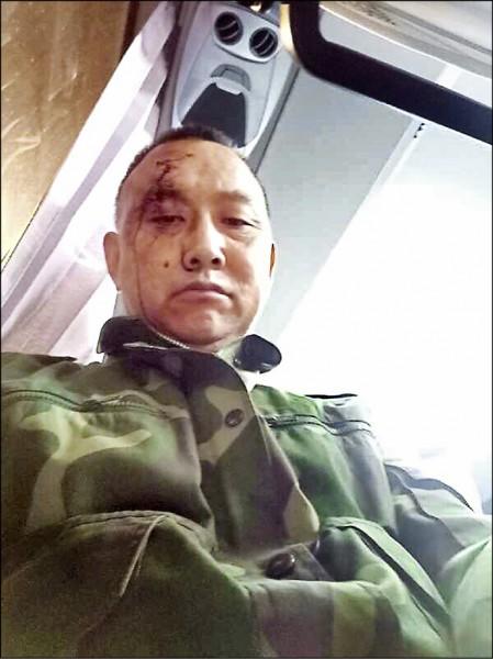 據傳警方暴力鎮壓老兵,釀成至少三人死亡、五百人輕重傷。(網路)