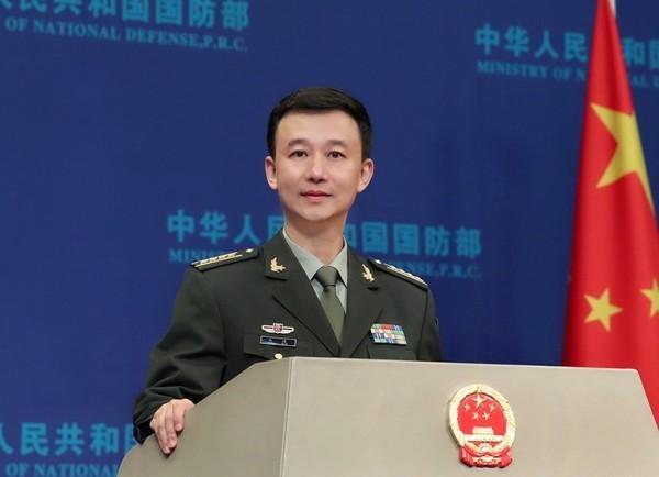 中國軍機、軍艦近來頻頻繞台,中國國防部解釋,這是「針對島內的『台獨』分裂勢力」而行動,是要防止「台獨」圖謀而損害台灣民眾的福祉。(資料照)
