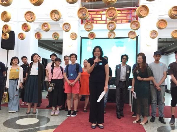 「南風,藝境─亞太當代藝術展」開展,52位亞太藝術家共襄盛舉。(圖由教育部提供)