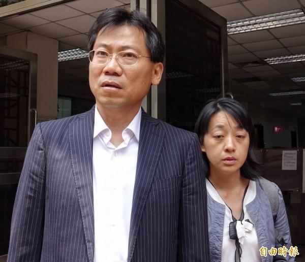 小燈泡父母上月5日首度出庭,強調不會接受兇嫌王景玉道歉,希望法官能判他死刑。(資料照)