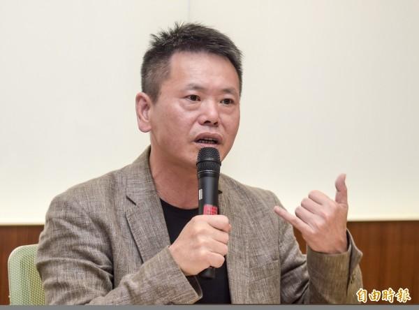 國民黨主席吳敦義稱,新竹縣長提名爭議已完全解決,但爭取提名失利的國民黨立委林為洲並不認同,為選舉埋下隱憂。(資料照)