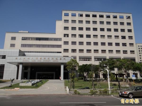 成大醫院爆出為患者洗腎誤用漂白水的烏龍案。(資料照,記者王俊忠攝)