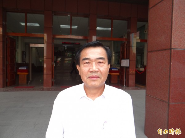 台南市前議長李全教。(資料照,記者王俊忠攝)