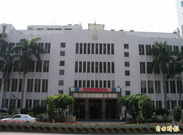 台南高分院(資料照,記者王俊忠攝)