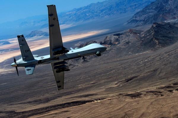 駭客獲取「死神」無人機的訓練、維護手冊,以及內華達州克里奇空軍基地相關人員名單,欲放至「暗網」上販售。(路透)