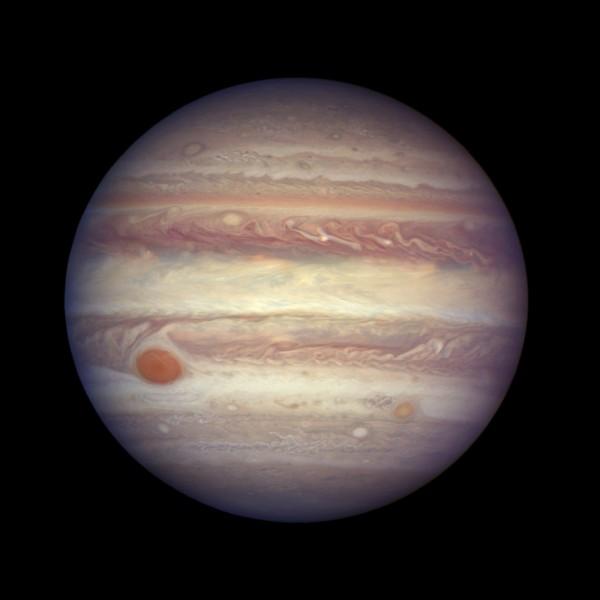 天文學家17日宣布,再度發現12顆新的木星衛星,使得木星衛星的總數達到79顆,為太陽系最多。(美聯社)