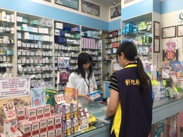 中國製降血壓原料藥傳出含有致癌物風險,彰化縣衛生局日前地毯式全面清查回收縣內食藥署要求下架回收的降血壓藥。(圖彰化縣衛生局提供)