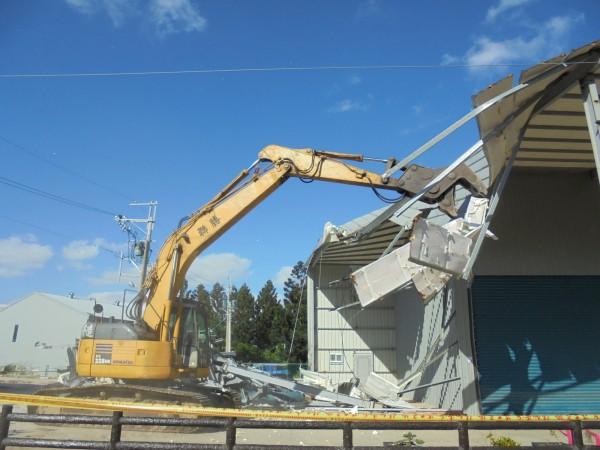 桃園市近2年來拆除違建以影響公安大型違建為主。(圖由市府提供)