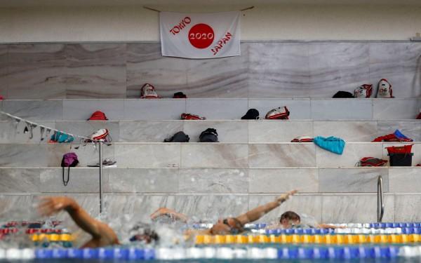 2020年的奧運將在日本東京舉行,不過屆時官方可能為了迎合美國的電視觀眾,將游泳決賽放在上午舉行。(路透)