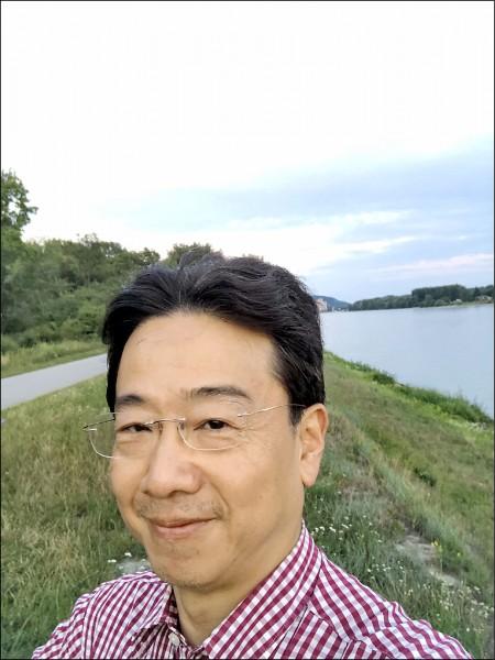 知名大提琴家張正傑(中央社)