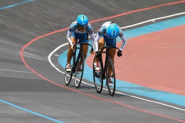 自行車是台中市自選項目,被視奪牌熱門。(圖:台中市自行車委員會提供)