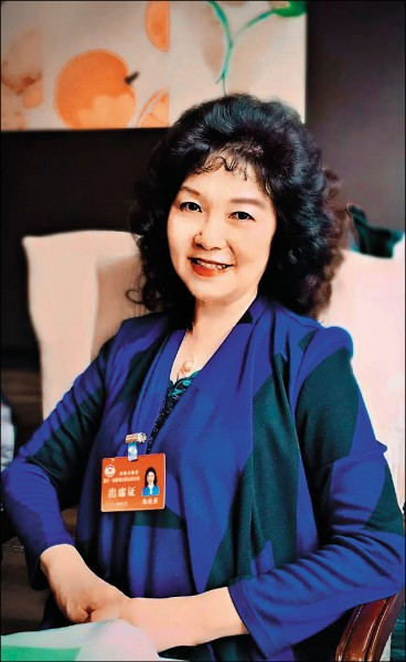 長生生物董事長高俊芳。(取自網路)