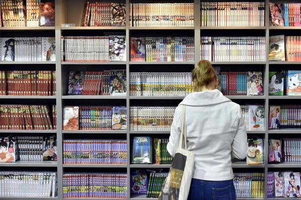 日本漫畫市場龐大,但過去有些熱門作品因為種種因素,出現「斷尾」等狀況,導致許多粉絲無緣看到結局或續集。(資料照,法新社)